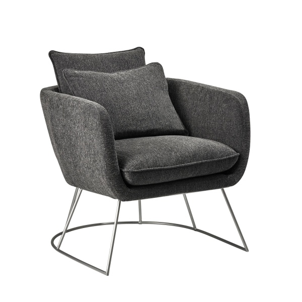 GR2005-10 Stanley Chairs Dark Grey