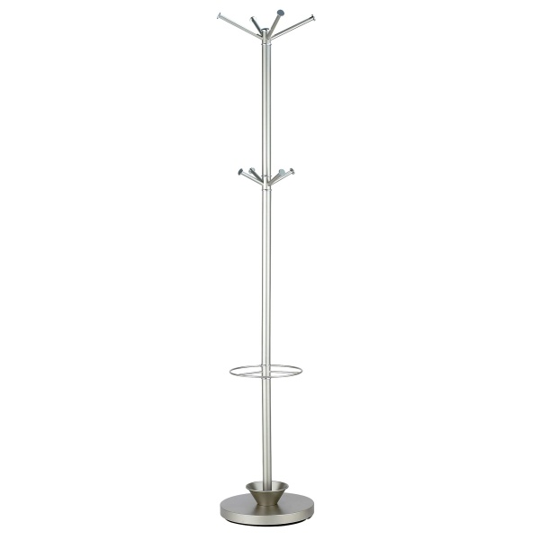 WK2048-22 Quatro Umbrella Stand/Coat Rack