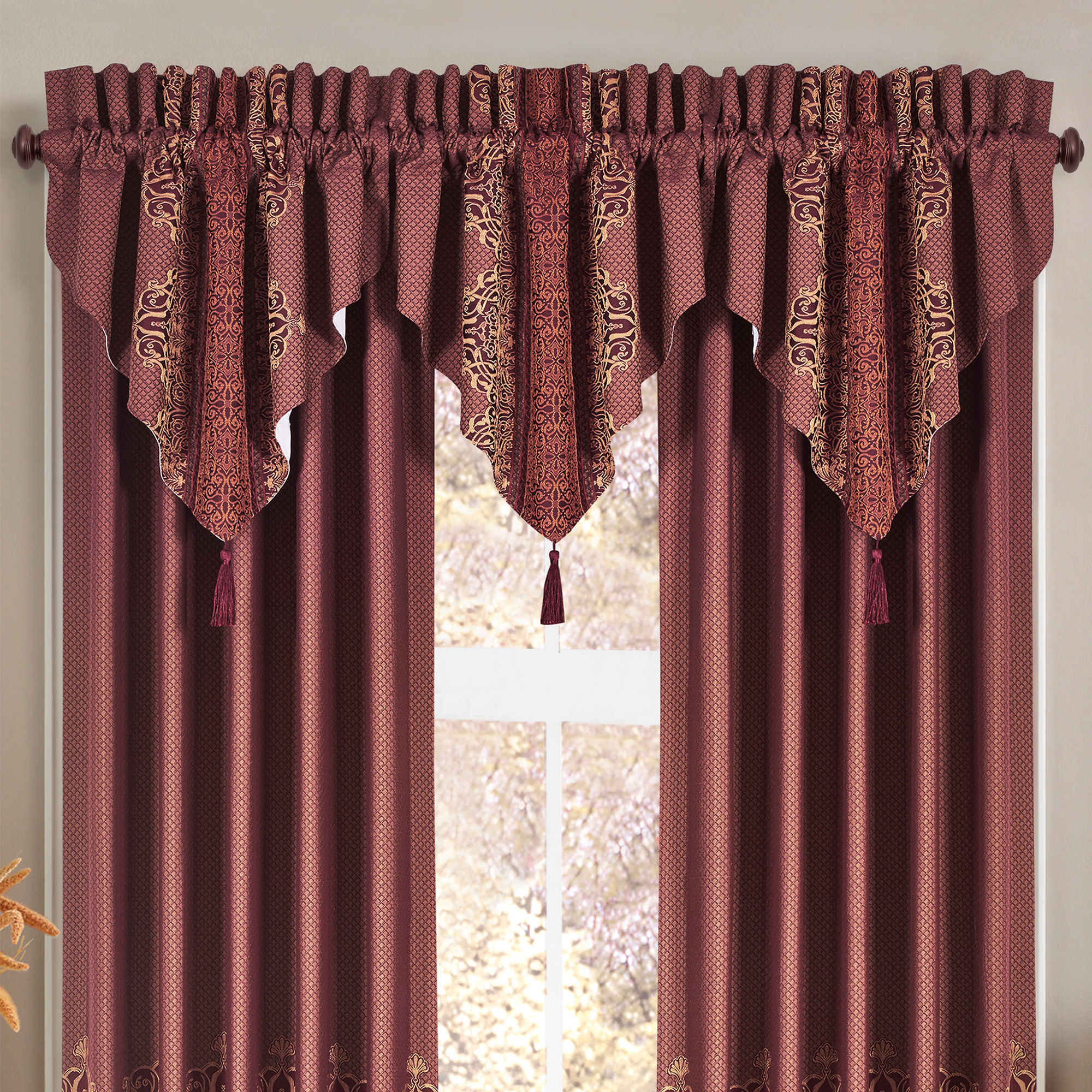 sage pair valance beddingsuperstore valances by ascot queen monticello category three j panel com new and drapery york
