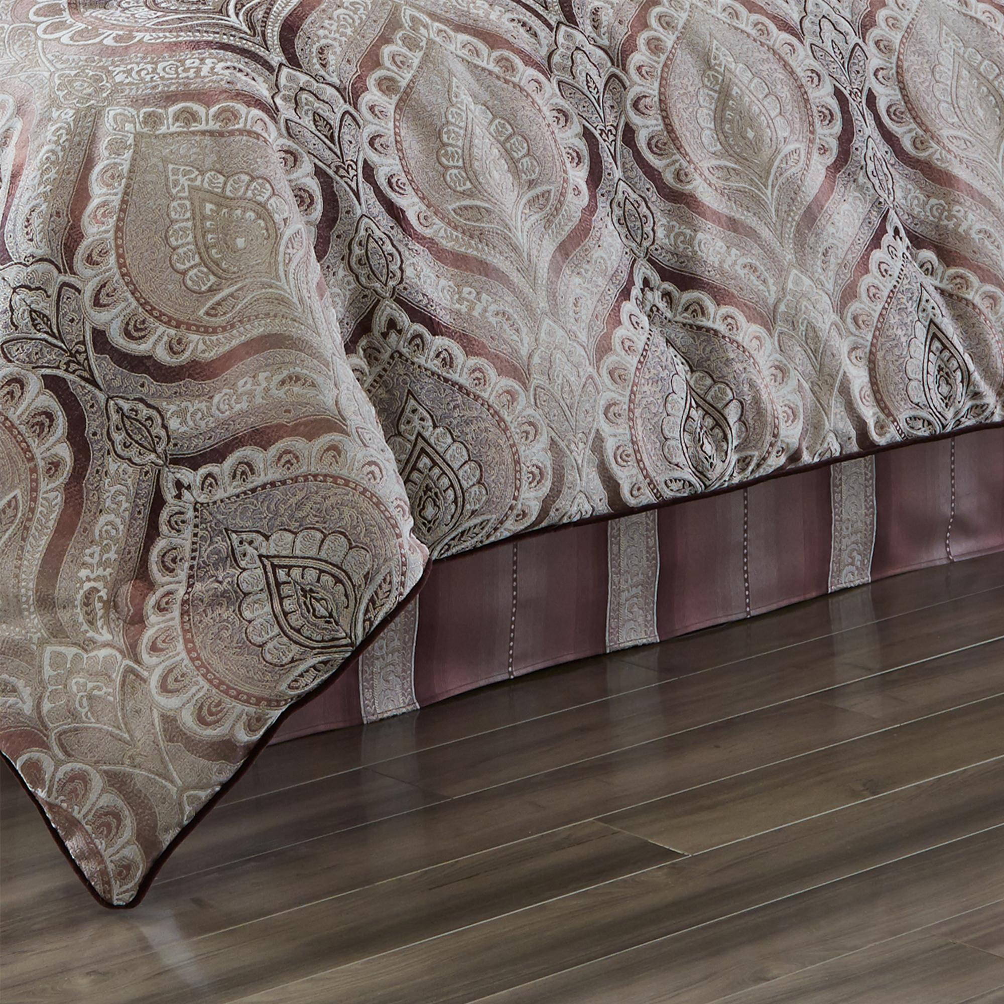 Gianna Cal King 4 Piece Comforter Set