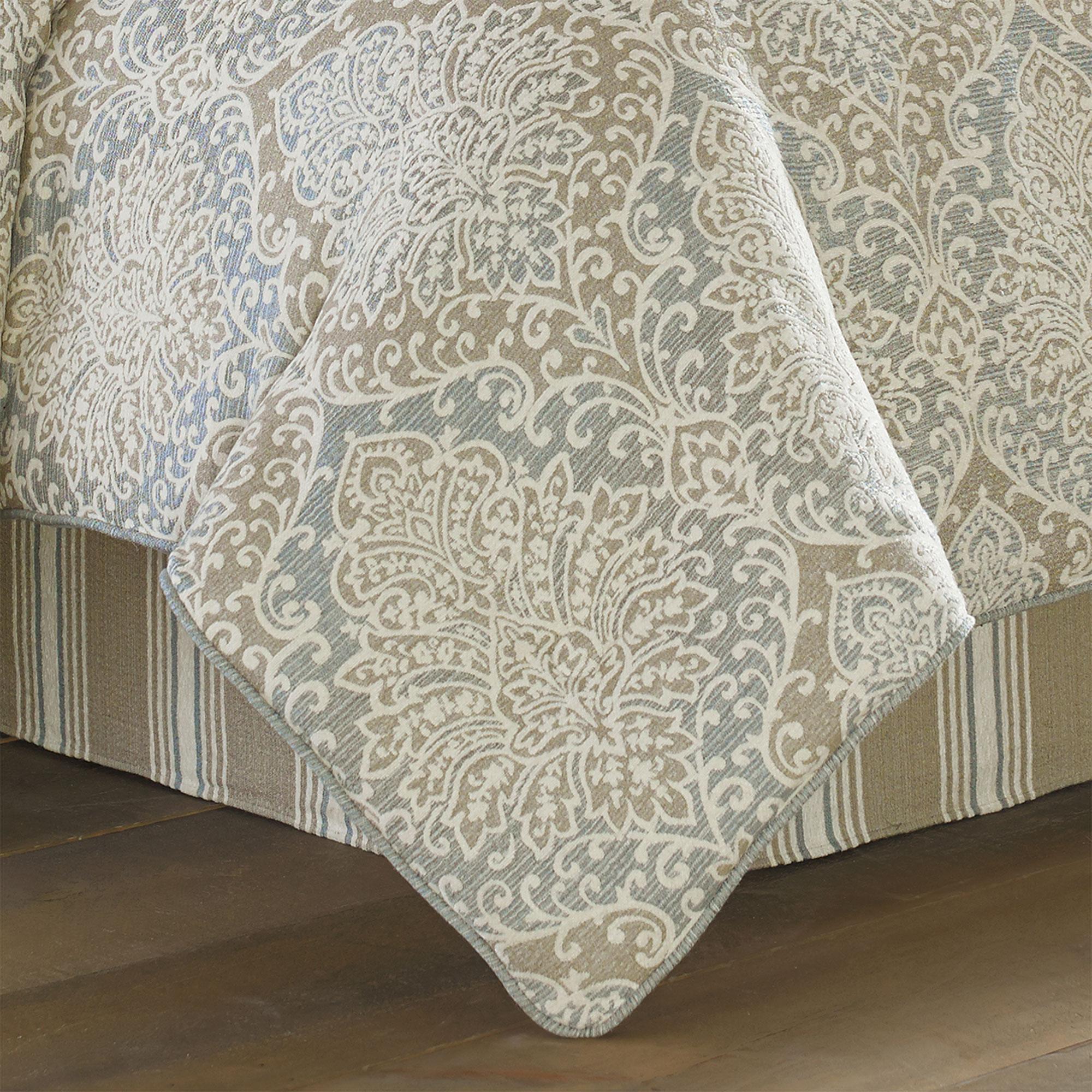 Romano Ice 4 Piece Comforter Set