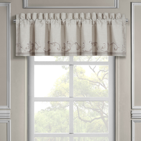 Angeline Window Straight Valance