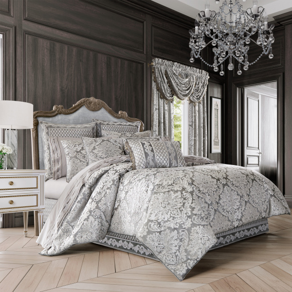 Bel Air Full 4-Piece Comforter Set
