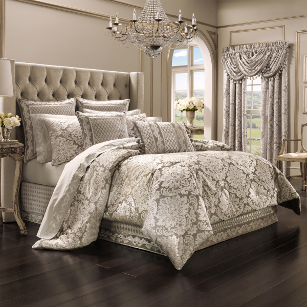 Bel Air Queen 4-Piece Comforter Set