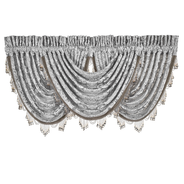 Bel Air Waterfall Valance