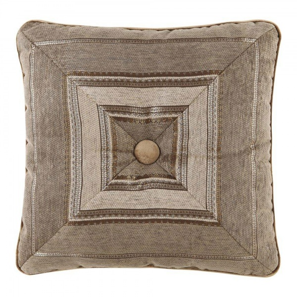 "Bradshaw 18"" Square Decorative Pillow"