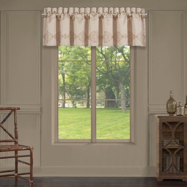 Cresmont Window Straight Valance