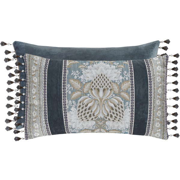 Crystal Palace Boudoir Decorative Pillow
