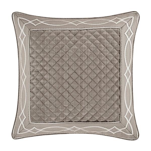 Deco California King 4 Piece Comforter Set, J Queen New York Bedding Kingsgate