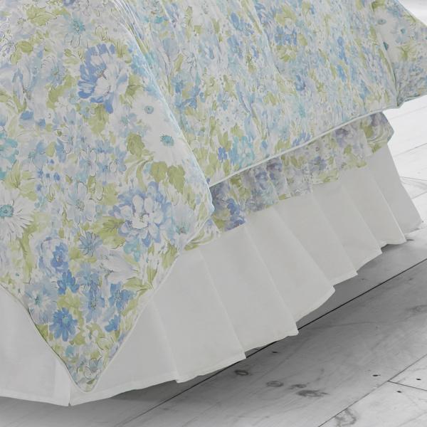 Flower Bed 4 Piece Comforter Set