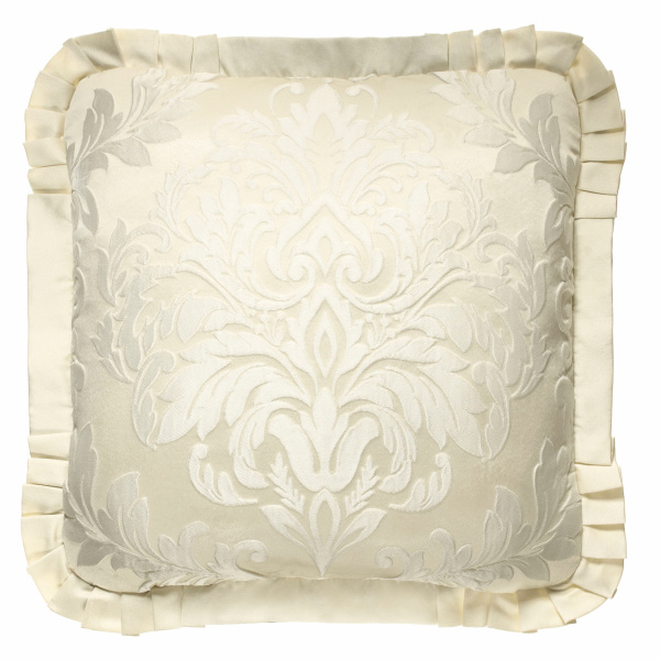 "Marquis 20"" Square Decorative Pillow"