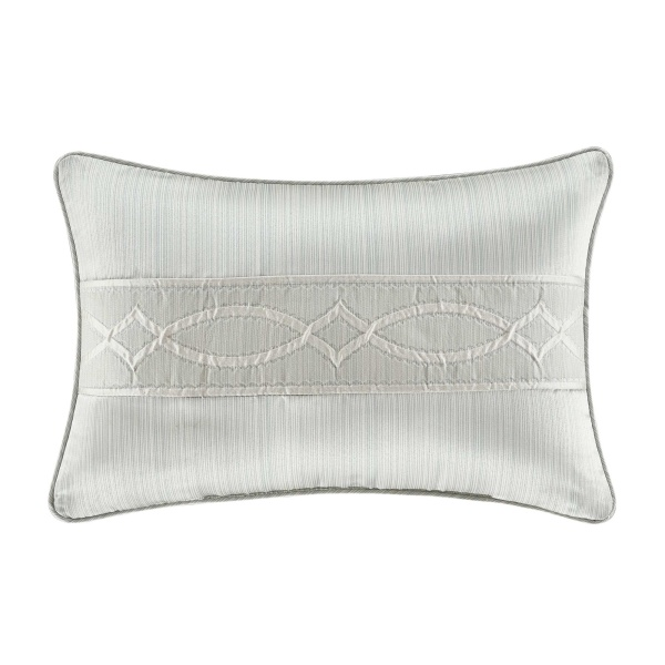 Nouveau Boudoir Decorative Throw Pillow