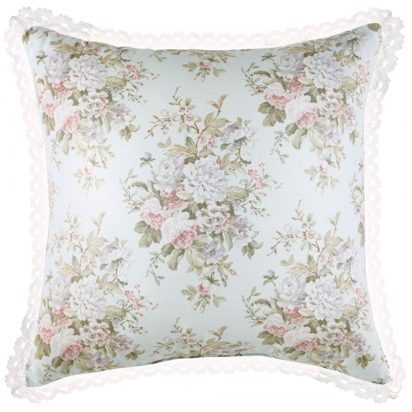 Haley Floral Throw Pillow