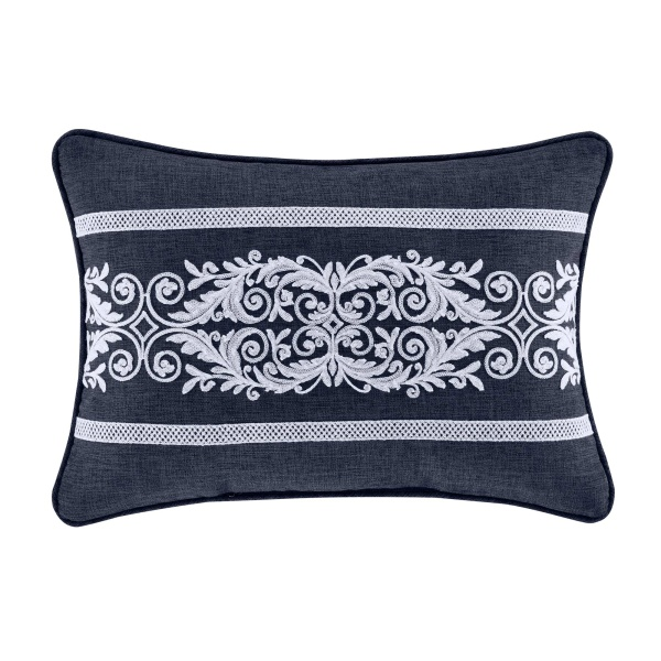 Shelburne Boudoir Decorative Throw Pillow