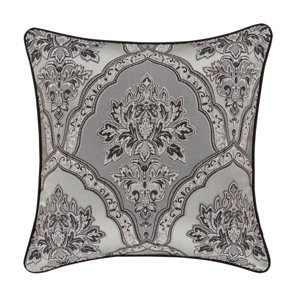 "Silverstone 20"" Square Decorative Throw Pillow"