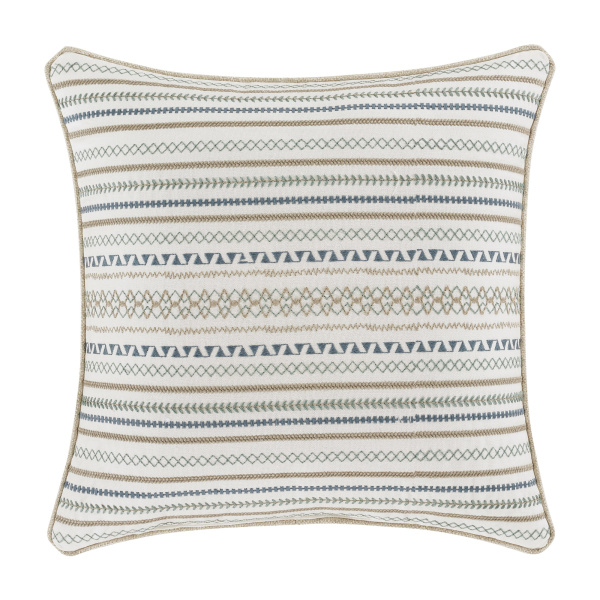 "Waterbury 20"" Square Decorative Throw Pillow"