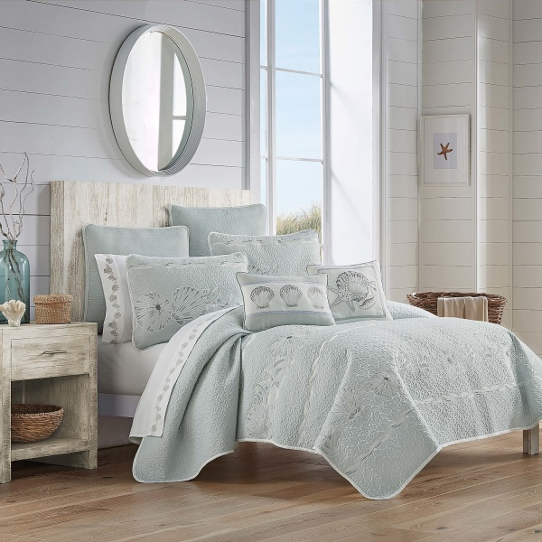Water's Edge Twin/Twin Xl 2-Piece Quilt Set