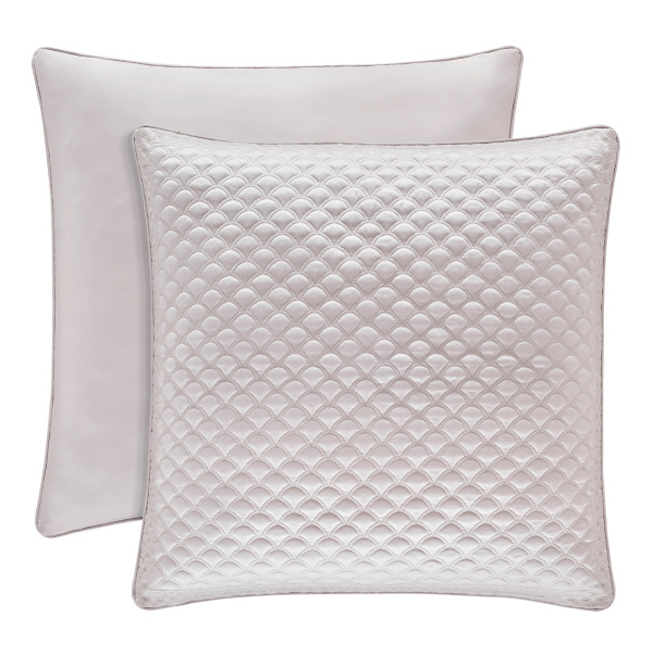 Zilara Pearl Euro Quilted Sham