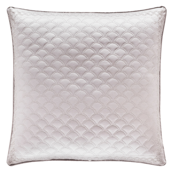 "Zilara Pearl 20"" Square Decorative Pillow"