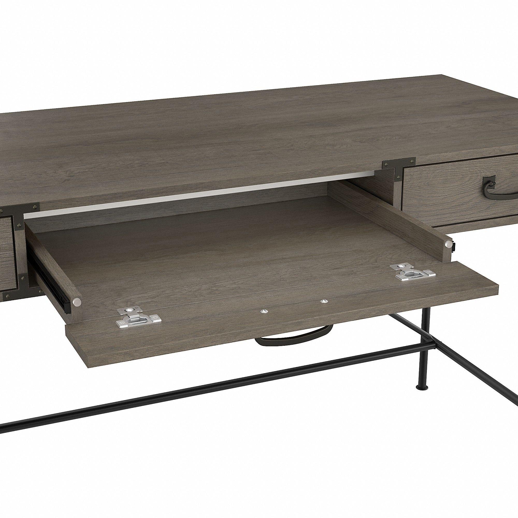 kathy ireland® Home by Bush Furniture Ironworks 60W ...