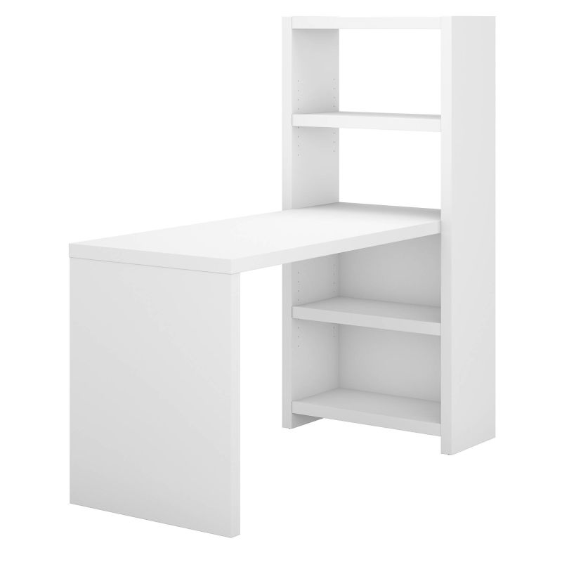 ECH023PW 56W Craft Table in Pure White