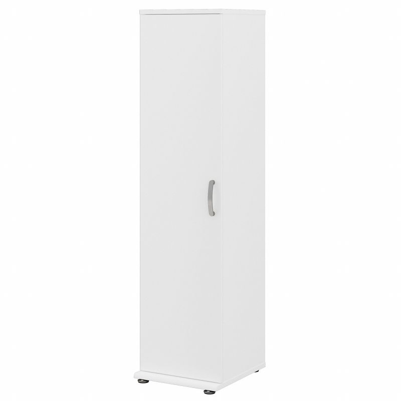 UNS116WH 16W Tall Storage Cabinet