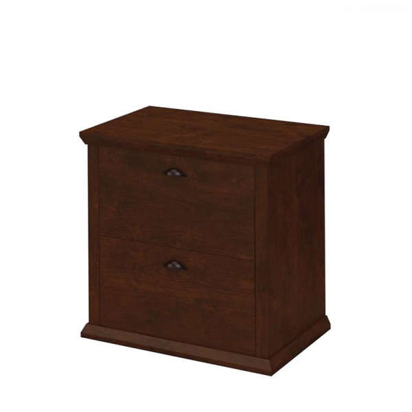 WC40380-03 Lateral File Cabinet in Antique Cherry
