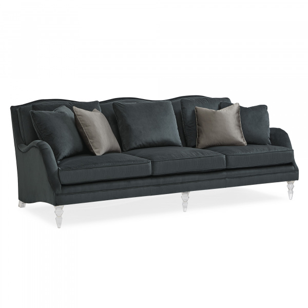 UPH-017-013-A Caracole Fancy Footwork Sofa