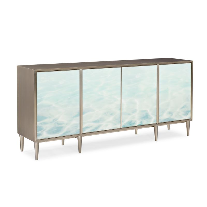 CLA-419-683 Caracole Classic By The Sea Console