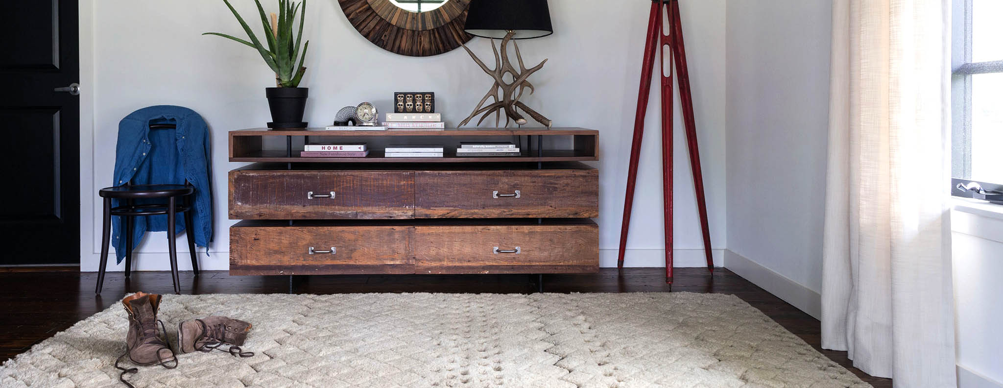 Ernest Hemingway Rug Collection