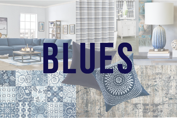 Embrace the Blues: Using Color to Create a Calming Atmosphere