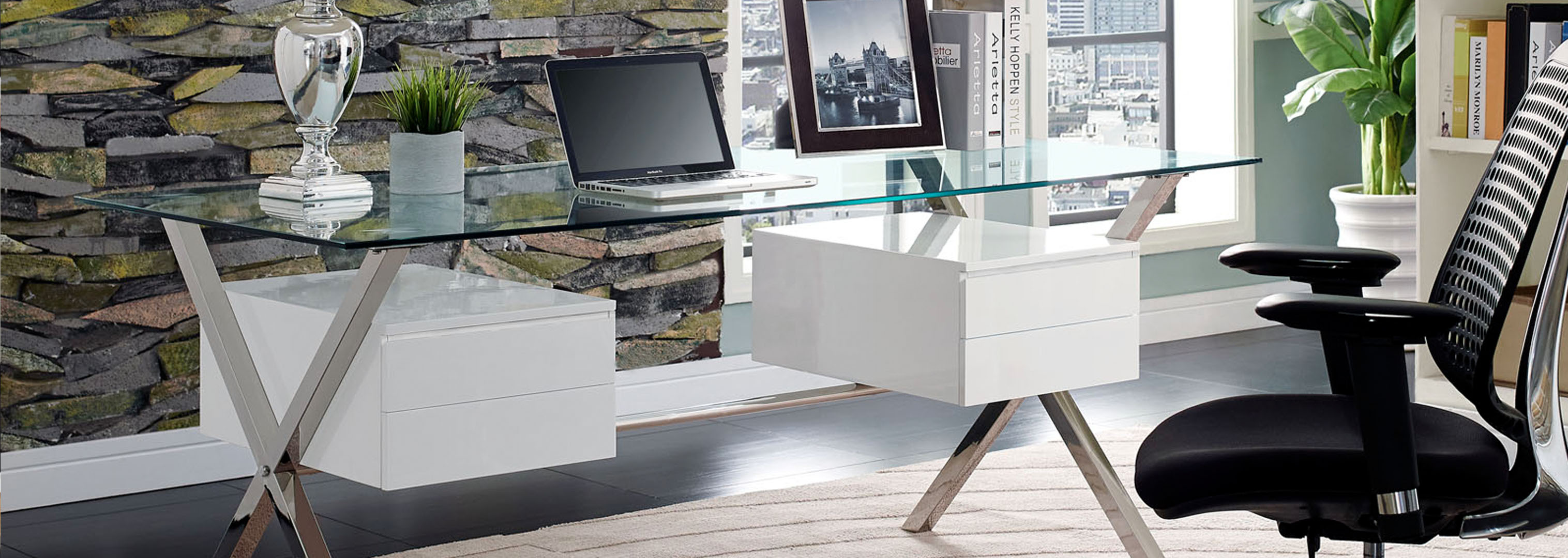 Modway Office Desks