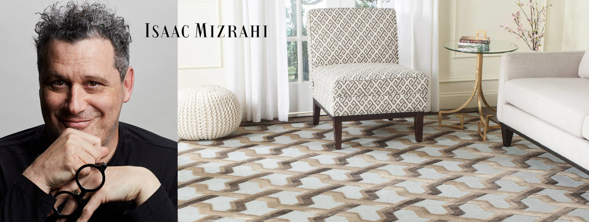 Isaac Mizrahi Rugs, Isaac Mizrahi Furniture