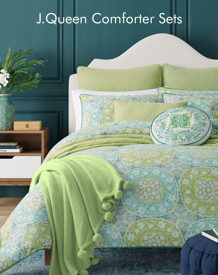 Shop J.Queen Bedding and Save