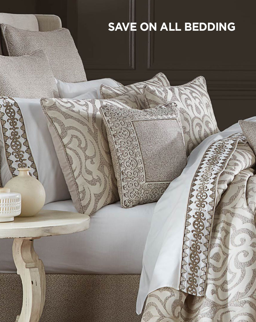 Save on J.Queen New York Bedding