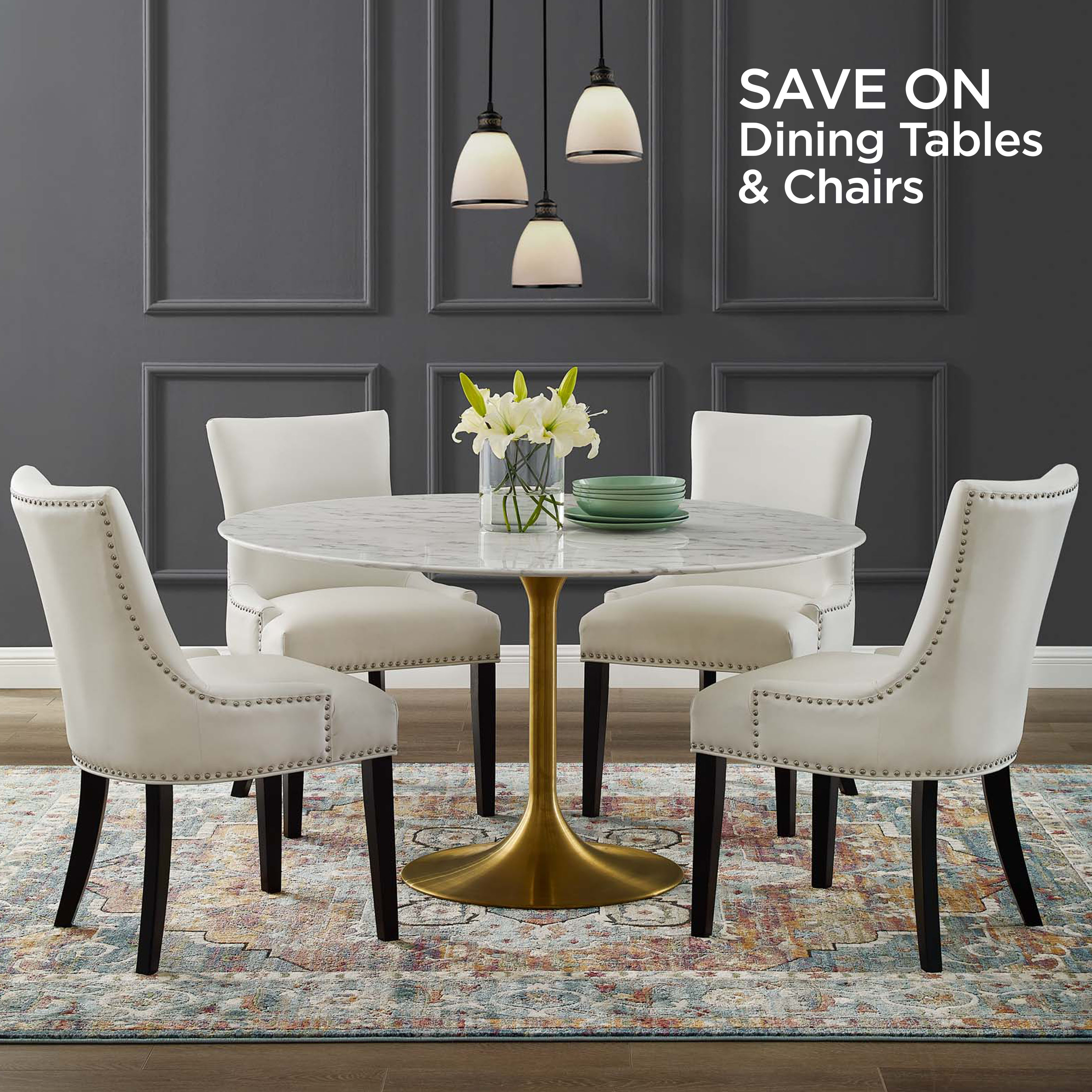 Save on Dining Tables and Chairs