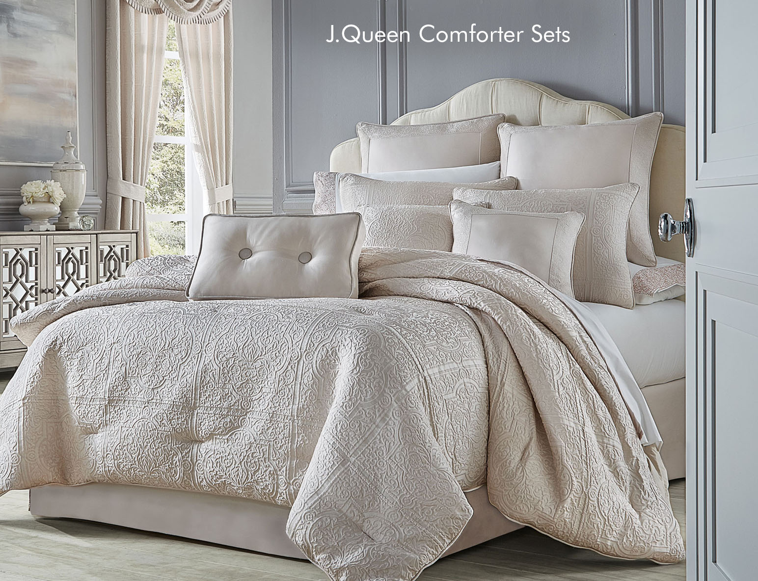 Shop J Queen Bedding and save
