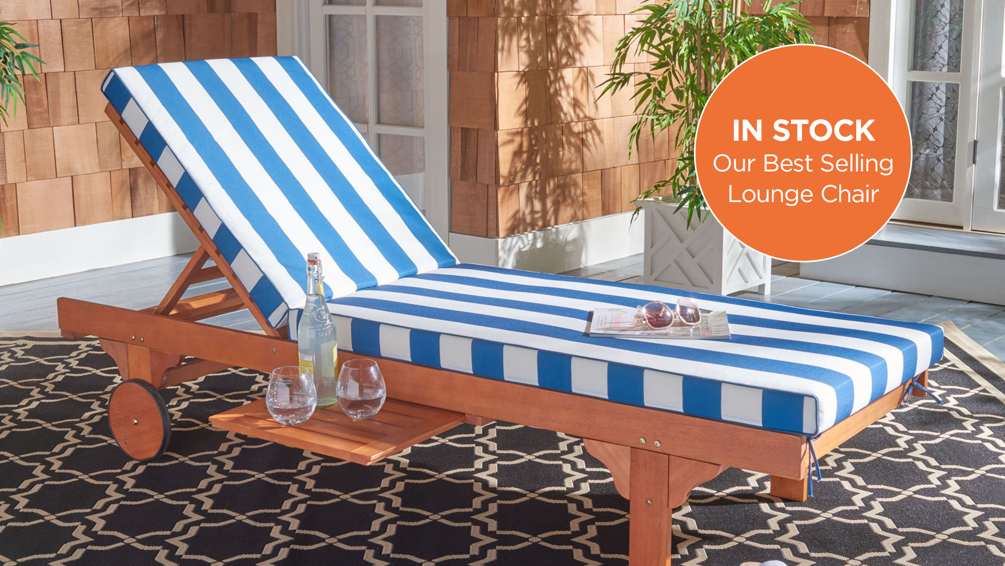Save on our Best Selling Newport Lounge Chair