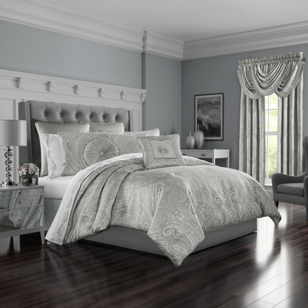 Brooklyn 4-Piece Comforter Set