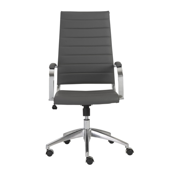 00476GRY Axel High Back Office Chair