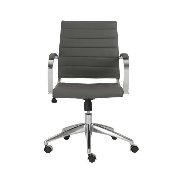 00477GRY Axel Low Back Office Chair