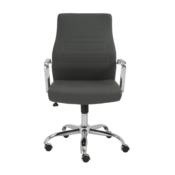 00535GRY Fenella Low Back Office Chair
