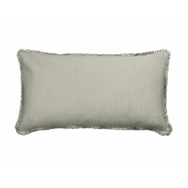 Battersea King Pillow / Taupe S&S 20x36