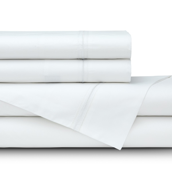 Bella White With White Queen 300Tc Sheet Set
