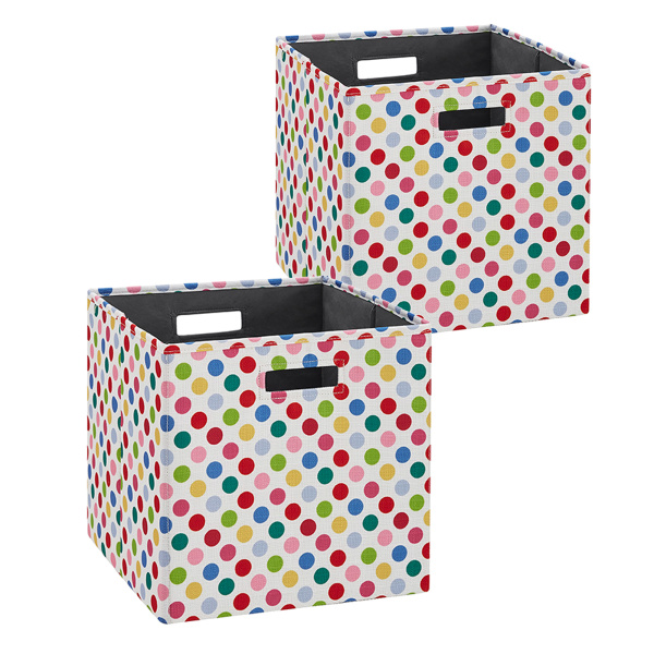 BN100DOTS02AS Galli BIN POLKADOT 2 PACK
