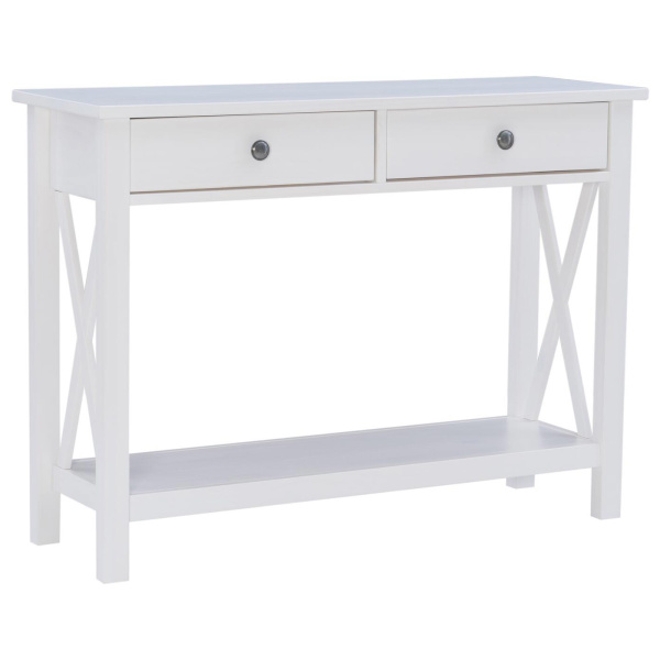 DV68AWHT01U Davis Antique White Console Table