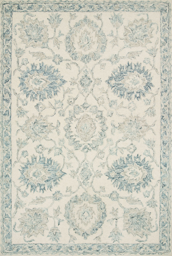 Norabel Ivory Blue