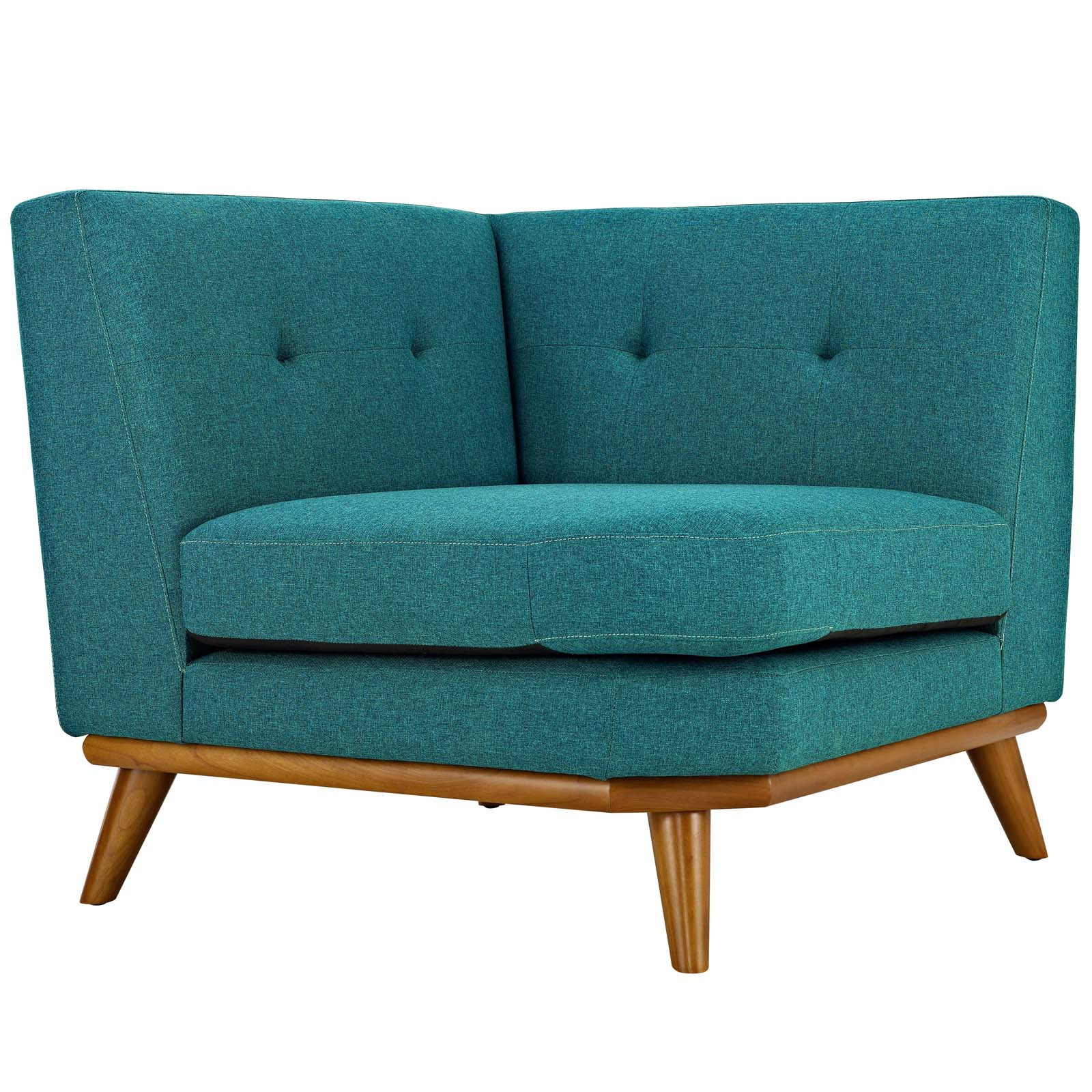 check out 069ca a2780 Engage Corner Sofa Teal