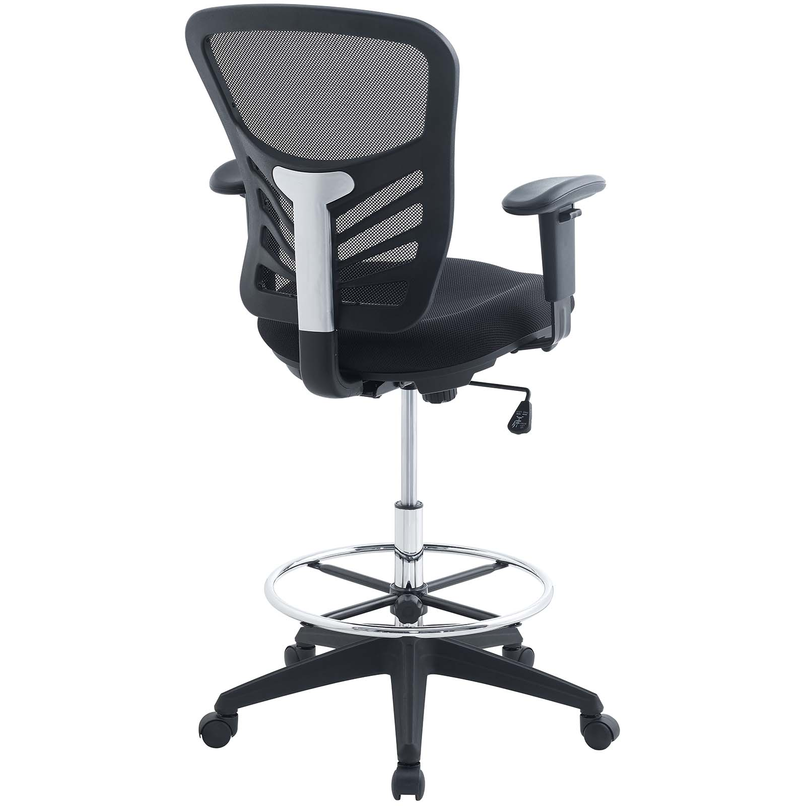 Articulate Drafting Chair Black