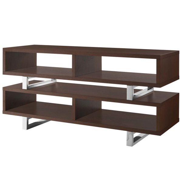 "EEI-2679-WAL Amble 47"" TV Stand"